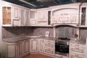 Выставочный образец, кухня из дуба. - изображение 1