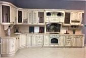 Кухня из массива ясеня - изображение 1